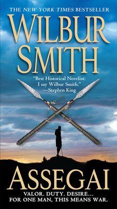 Love Wilbur Smith's books