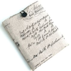 Kobo Case Kobo Glo HD Sleeve Kobo Touch Cover by InStyleLiving