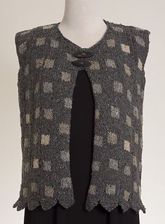 Wildflower knitwear Granite by Kennita Tully