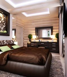 bedroom ideas for small rooms; Small Room Bedroom, Master Bedroom, Bedroom Decor, Small Rooms, Bedroom Ideas, Room Interior, Interior Design, Hollywood Homes, Christmas Bedroom