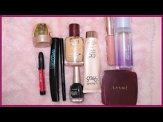 Makeup Using Lakme Products | Easy Tutorial - YouTube