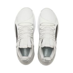 Seventyseven Lifestyle Herren Schuh 2 Tone Sneaker hell grau wine rot
