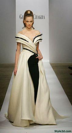 Wedding dresses with Georges Chakra img8cd83b6f229fb6901