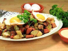 Korvpytt med senapskräm | Recept.nu