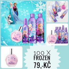 Shampoo, Frozen