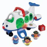 Fisher-Price Little People Lil' Movers Airplane...Christmas for William?