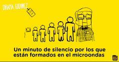 #DramaGodinez #Microondas #Humor #Godinez #comida