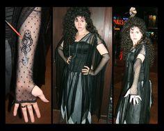 Bellatrix Lestrange Costume by KMCgeijyutsuka on deviantART
