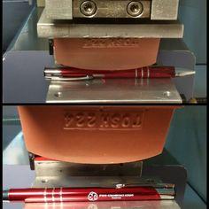 Penne stampate con il tuo logo in tampografia.  www.gedshop.it