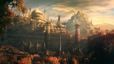 Ancient Walled Kingdom by MaiAnhTran on DeviantArt