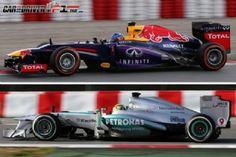 Red Bull y Mercedes, los favoritos para el GP de Australia