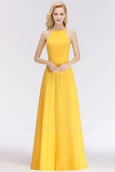 56ceefa8ba0 55 Delightful Yellow Bridesmaid Dresses images in 2019