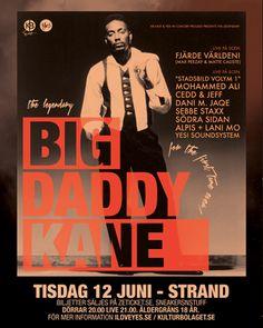 Vinn biljett till Big Daddy Kane och Fjärde vägen   Kulturmagazinet Kulturbloggen  http://kulturbloggen.com/?p=55258