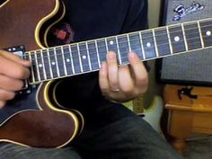 Santana - Black Magic Woman - How to play on Electric Guitar - part 1 - YouTube