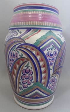 Poole Pottery in Private Collections..WONDERFUL