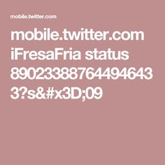 mobile.twitter.com iFresaFria status 890233887644946433?s=09