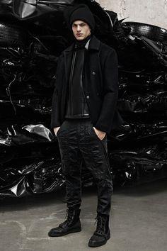 Street Wear■Combat Boots■Black ■Alexander Wang