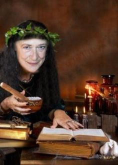 images of witches and herbs - Google Search