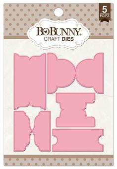 BoBunny - Craft Dies - Keeping Tabs 13$