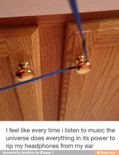 When listening to music... Too true<<< I tried shooting hoops once while I had my iPod in... that was a complete mistake.