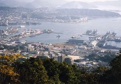 Navy FleetActivities, Sasebo , Japan Navy Mom, Us Navy, Catfish Bait, Places Ive Been, Paris Skyline, Past, River, Landscape, Sasebo Japan