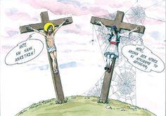 Πλησίστιος...: Ο Χριστός και ο Έλληνας