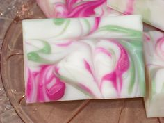 Magnolia Soap / Spring Sweet Floral / Cold Process by JOANSGARDENS, $4.50