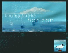 "Check out new work on my @Behance portfolio: ""Looking for the horizon"" http://be.net/gallery/64583781/Looking-for-the-horizon"