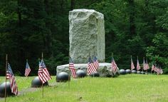 Shiloh National Military Park in Shiloh, Tennessee