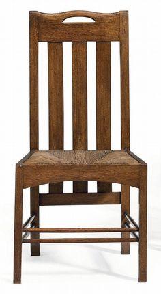 Charles Rennie Mackintosh Chair Hous\'hill Drawing Room Chair ...