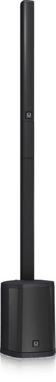 "Turbosound iNSPIRE iP500 Powered Column Loudspeaker with 8"""" Subwoofer"