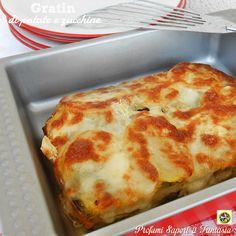 Gratin+di+patate+e+zucchine
