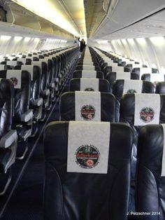Der Fanclub Adlerhorst Stadtallendorf hat weder Kosten noch Mühen gespart und hat ein ganzes Flugzeug für 188 Eintracht-Fans zum Euro-League-Auswärtsspiel beim FC Porto gechartert.