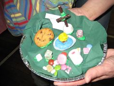 Edible Easter Garden. Thanks to Rachel Metcalfe