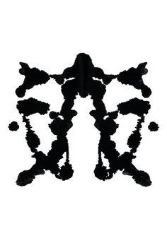 Rorschach Test Poster at AllPosters.com