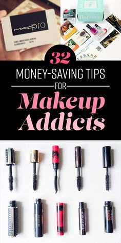 32 Money-Saving Tips Every Makeup Addict Will Wish They Knew Sooner