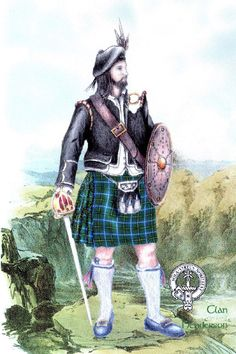Clan Henderson - At the time of the Massacre of Glencoe, in 1692, Hendersons were the bodyguard to the MacDonald Chief and had also served him as the traditional pipers of his Clan. Motto: Sola Veritas Nobilitat (Virtue Alone Ennobles).