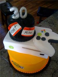 Los Angeles Lakers Cake  Xbox 360 Cake with Controller