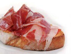 Iberian ham, so tasty!   #spanishham #iberianham