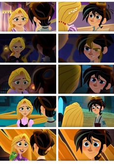 Varian and Rapunzel by Disney Day, Disney Tangled, Disney Movies, Eugene Tangled, Rapunzel And Eugene, Disney And Dreamworks, Disney Pixar, Cartoon Crazy, Tangled Series
