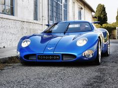 Toroidion 1MW Concept – Finland's Fine All-Electric Beast Has Moved on to Road Testing — Best Green Cars
