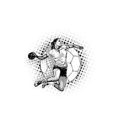 Women handball vector – Pin's Page Women's Handball, Handball Players, Black Phone Wallpaper, Cartoon Wallpaper, Beauty And The Beast Wallpaper, Icons Tumblr, Unicorn Nail Art, Abstract Pencil Drawings, Volleyball Games