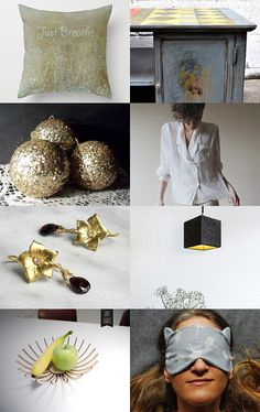 JUST BREATHE ...  by Pam Robinson on Etsy #jewelryonetsy #handmadebot #designsbycher --Pinned with TreasuryPin.com