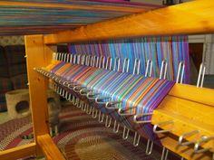 Threadbare Designs - a Weaver's Journey