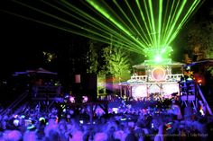 Temple in the forest! MAIN STAGE. or PAgoda stage. ZEDS DEAD was amazing here. AHH take me back Shambhala Music Festival!!