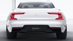 The Polestar 1 Will Be A Very Hot Volvo S90-Based Performance Coupe