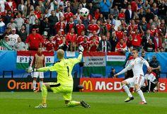 Austria 0 Hungary 2 in June 2016 in Bordeaux. Zoltan Stieber seals it in Group F Uefa European Championship, European Championships, Football Soccer, Hungary, 2 In, Bordeaux, Seals, Austria