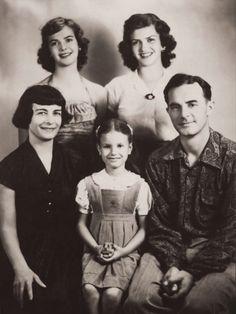 A Gurdin family portrait. x
