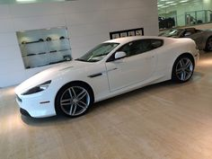 Aston Martin DB9...love this car!