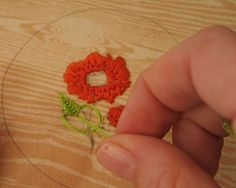 How to Embroider Your Own Buttons - CraftStylish